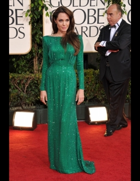 GOLDEN GLOBE AWARDS DRESSES