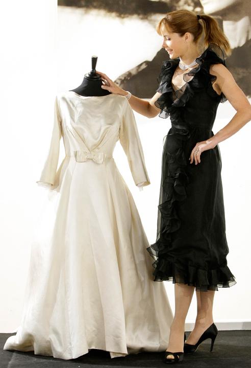 los vestidos de novia de audrey hepburn – mi audrey y yo