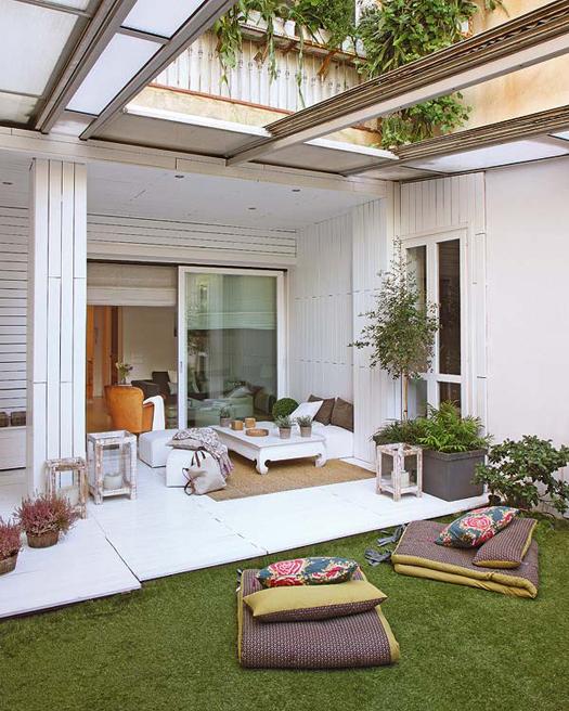 Terrazas de ensue o mi audrey y yo - Minipiscinas para terrazas ...
