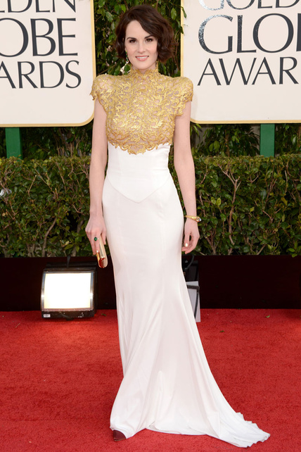 Muy fan de la señorita de Downton Abbey. Michelle Dockery, ¡has acertado!