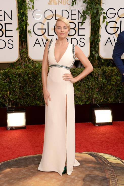 Y este vestidazo de Margot Robbie también se lleva el notable alto.