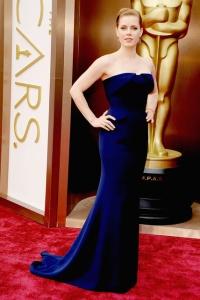 Amy Adams estaba espectacular, aunque no sea yo muy de palabras de honor de ese estilo.