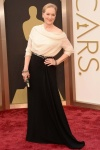 La eterna Meryl Streep llevó un Lanvin que pshhhh...