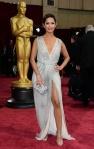 Rocsi Díaz, si no sabes hacer un Angelina, no lo intentes y menos con eso puesto.