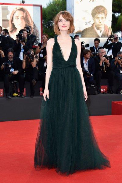 Mejor Vestidas 2014 - Emma Stone 1