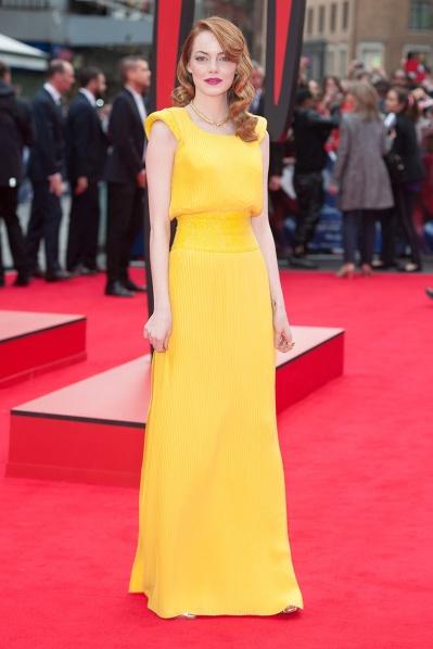 Mejor Vestidas 2014 - Emma Stone 2