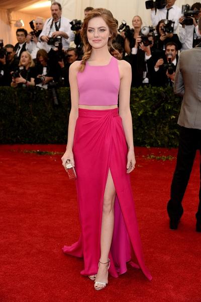 Mejor Vestidas 2014 - Emma Stone 5