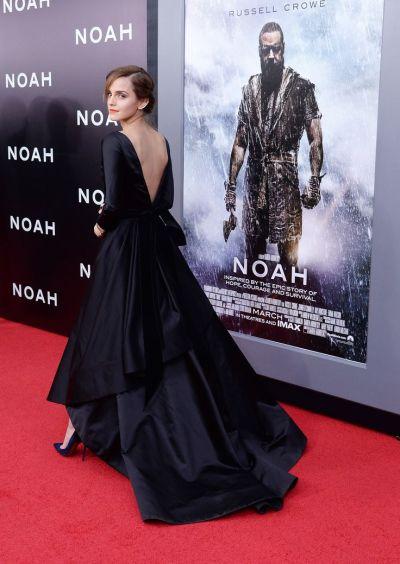 Mejor Vestidas 2014 - Emma Watson 1