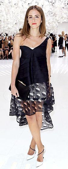 Mejor Vestidas 2014 - Emma Watson 2