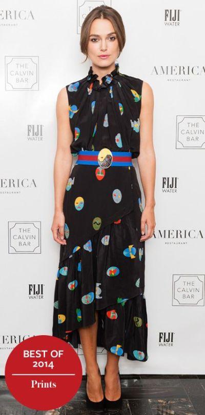 Mejor Vestidas 2014 - Keira Knightley 2