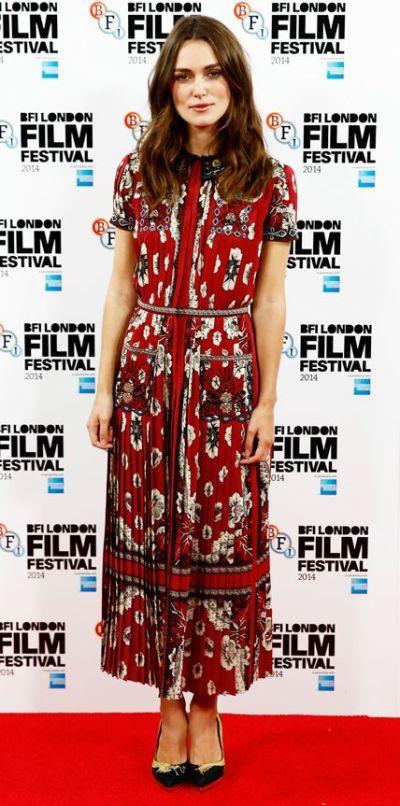 Mejor Vestidas 2014 - Keira Knightley 4