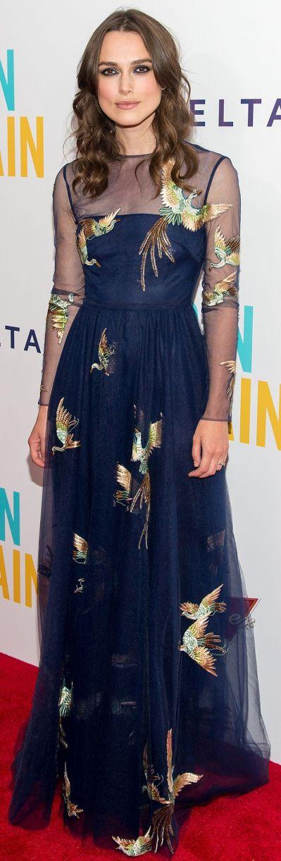 Mejor Vestidas 2014 - Keira Knightley 5