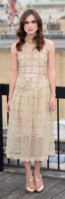 Mejor Vestidas 2014 - Keira Knightley 7