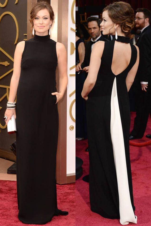 Mejor Vestidas 2014 - Olivia Wilde 1