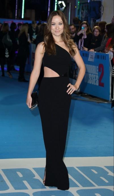 Mejor Vestidas 2014 - Olivia Wilde 2