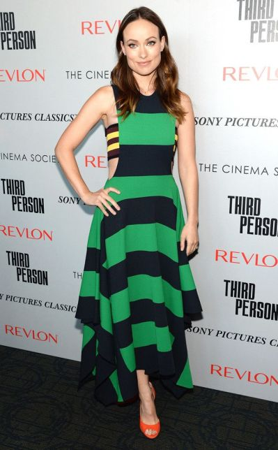 Mejor Vestidas 2014 - Olivia Wilde 7