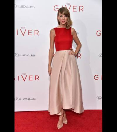 Mejor Vestidas 2014 - Taylor Swift 2