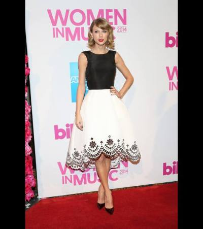 Mejor Vestidas 2014 - Taylor Swift 4