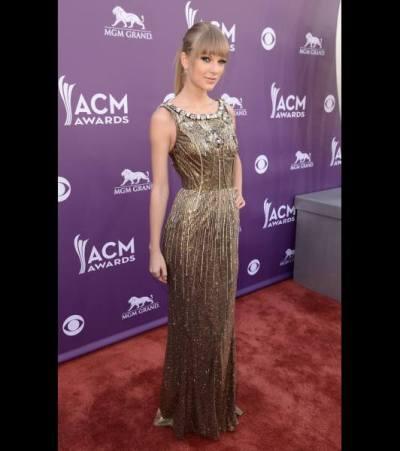 Mejor Vestidas 2014 - Taylor Swift 7