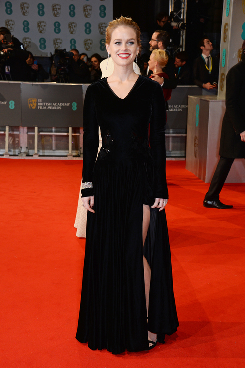 EE British Academy Film Awards 2015 - VIP Arrivals