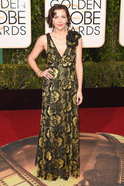 Maggie Gyllenhaal-GoldenGlobes