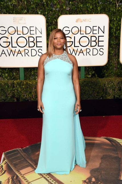 QueenLatifah-GoldenGlobes