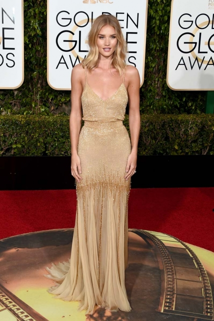 Rosie Huntington-Whiteley-GoldenGlobes