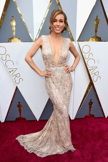 Anne-Marie Carpendale_Oscars2016