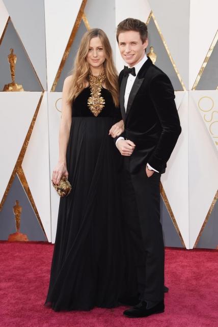 EddieRedmayne_Oscars2016
