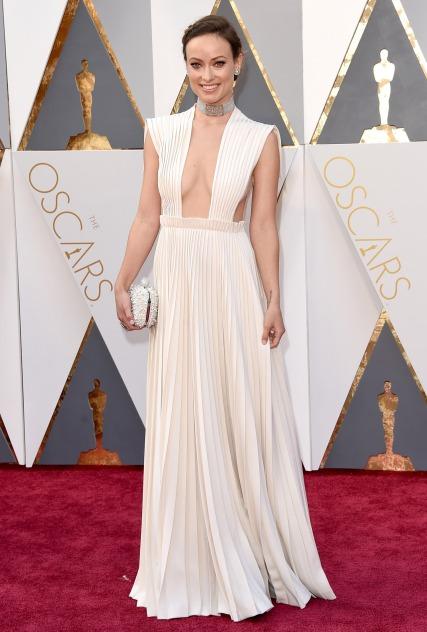 OliviaWilde_Oscars2016