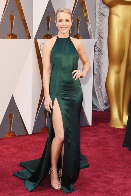 RachelMcAdams_AugustGetty_Oscars2016